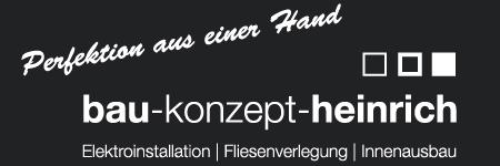 Logo Bau-Konzept-Heinrich